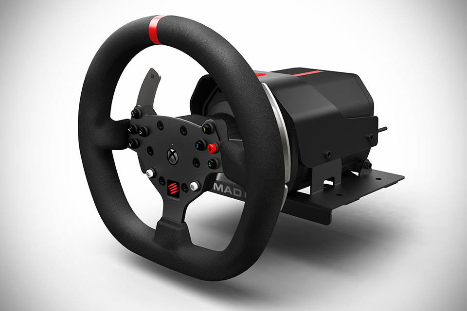 Mad Catz Force Feedback Racing Wheel For Xbox One Mikeshouts