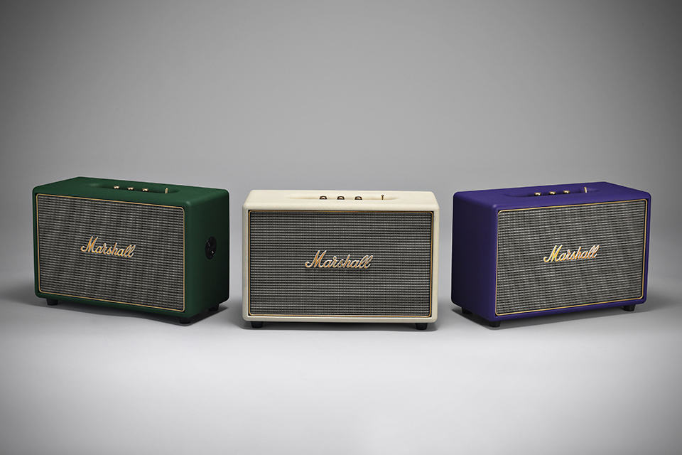 Marshall Hanwell Colors Speakers