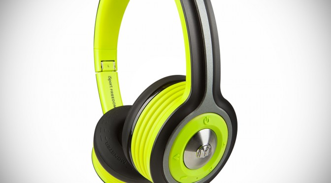 Monster iSport Freedom Wireless Headphones