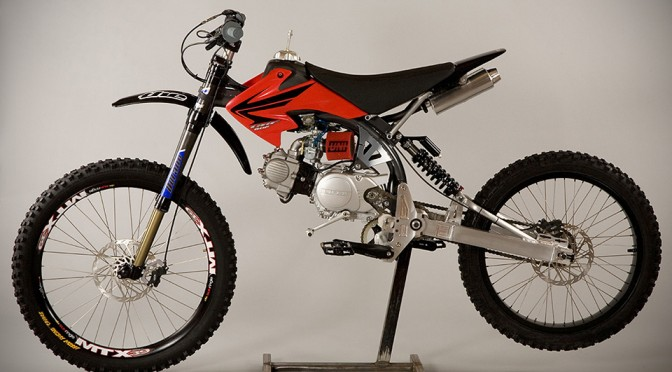 Motoped Motorized Bicycle Kit - MIKESHOUTS
