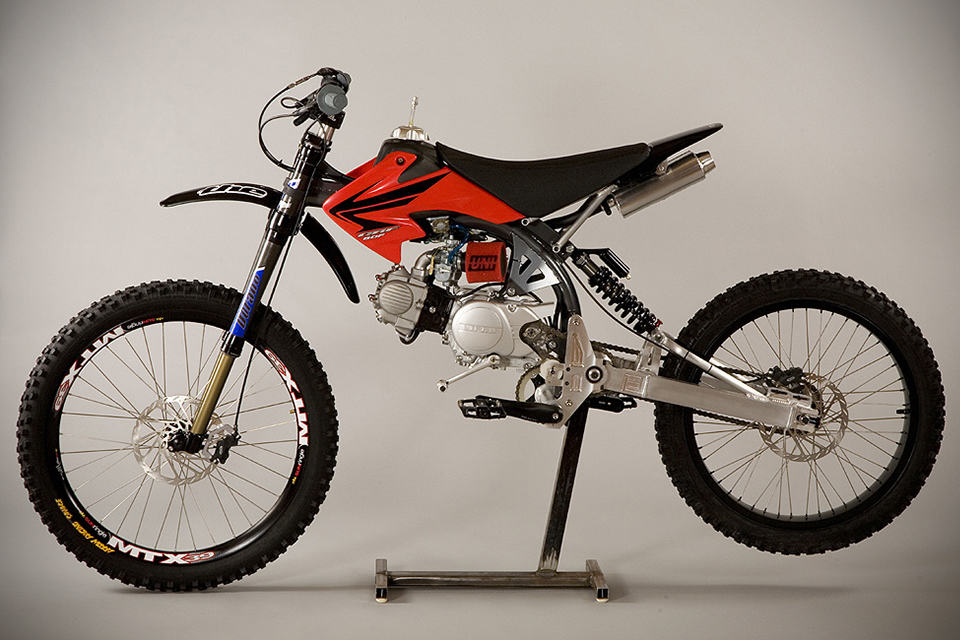 Motoped Motorized Bicycle Kit Mikeshouts