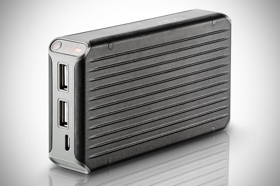 New Trent Powepak+ Portable Battery