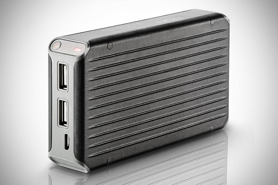New Trent Powepak+ Portable Battery