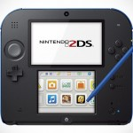 Nintendo 2DS Portable Gaming Device