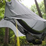 Nubé Hammock Shelter by Sierra Madre Research