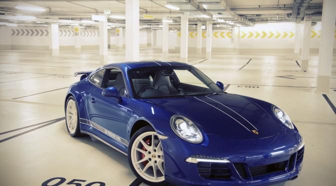 Porsche '5M Porsche Fans' 911 Carrera 4S