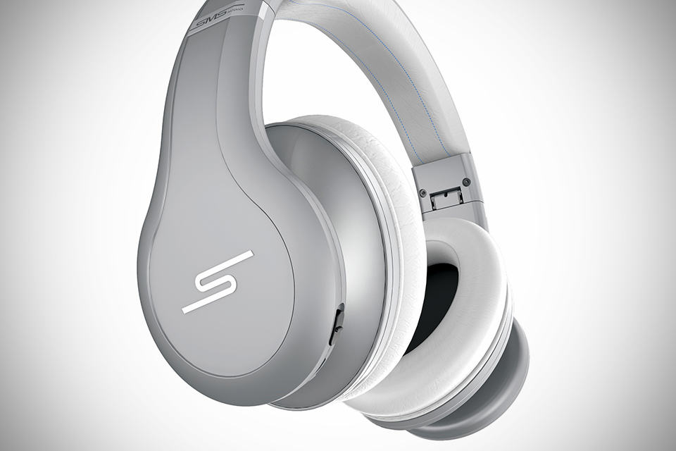 SMS Audio STREET by 50 Headphones - Cool Silver