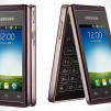 Samsung Hennessy Android Flip Phone