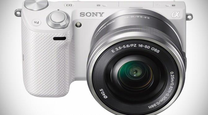 Sony NEX-5T Compact System Camera