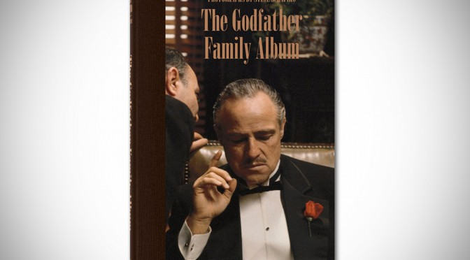 The Godfather Family Album [Hardcover]