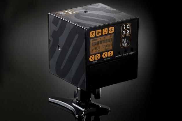 The LED Light Cube