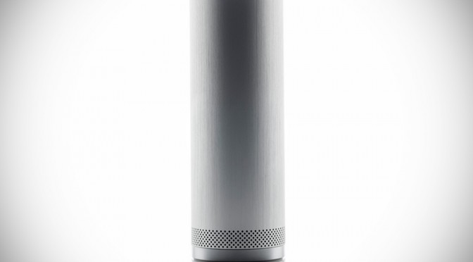 The Stellé Audio Pillar Bluetooth Speaker - Aluminum