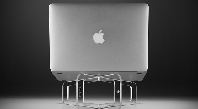 Twelve South GhostStand – Desktop Stand for MacBook