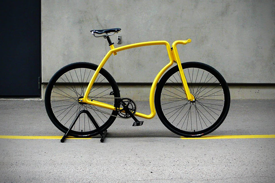 Viks Steel Urban Bicycle