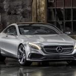 2013 Mercedes-Benz Concept S-Class Coupe