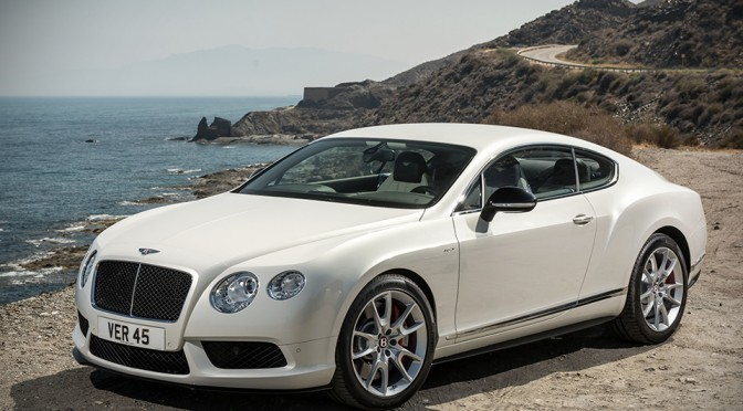 2014 Bentley Continental GT V8 S - MIKESHOUTS