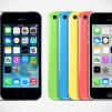 Apple iPhone 5s and 5c Smartphones