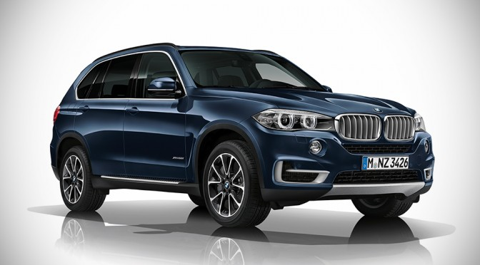 Armored BMW Concept X5 Security Plus