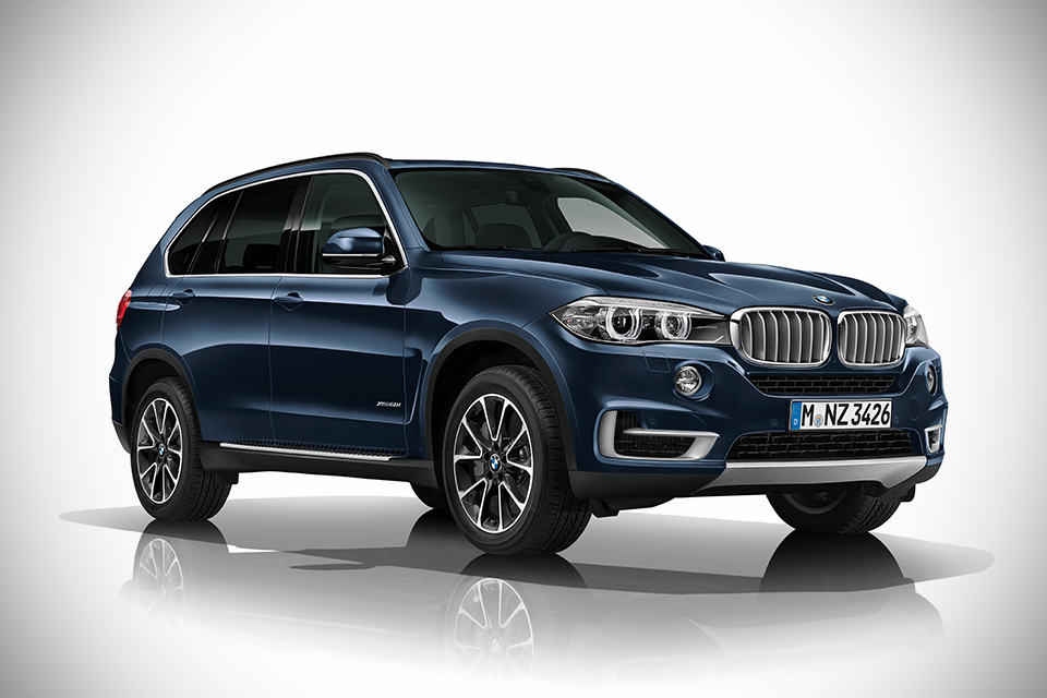 Armored Bmw Concept X5 Security Plus Mikeshouts