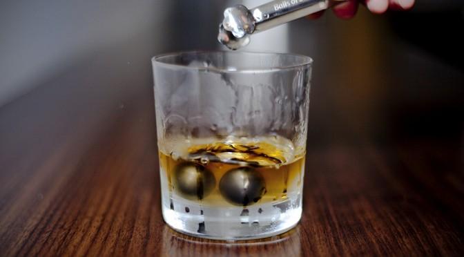 Balls of Steel AfterDark Edition Whiskey Drink Cooler