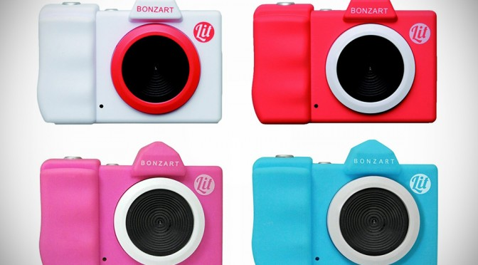 Bonzart Lit Digital Camera