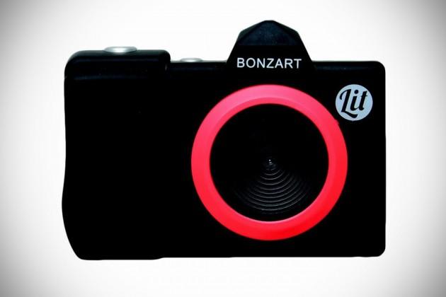Bonzart Lit Digital Camera - Black