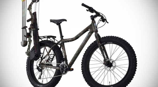 Cogburn CB4 Realtree Camo Hunting Bike