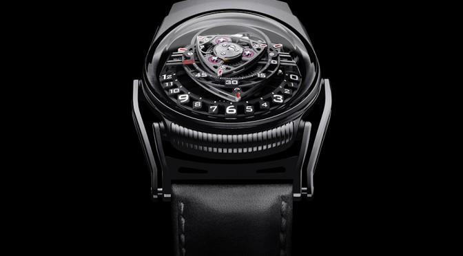 Experiment ZR012 Black Watch by C3H5N3O9