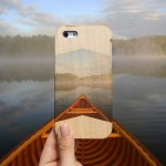Grove Custom Wood Print Case for iPhone 5s