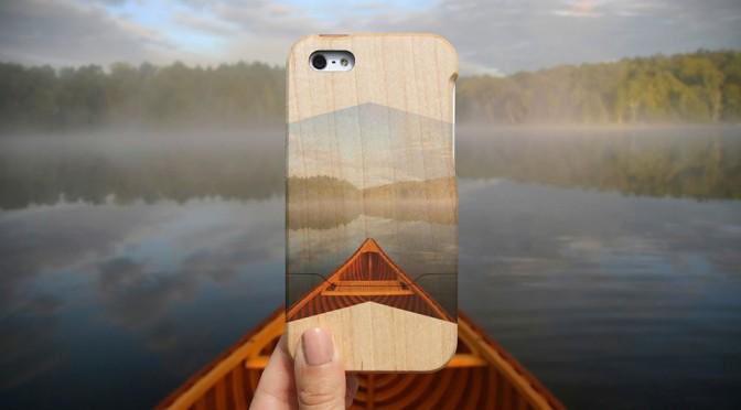 Grove Custom Wood Print Case for iPhone 5s - Sample