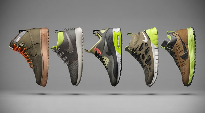 Nike Sneakerboot Collection