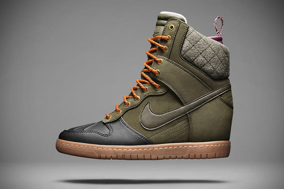 Nike Sneakerboot Collection - Nike Dunk Sky Hi SneakerBoot