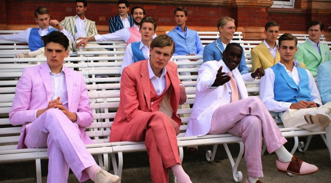 Pink Shirts from Budd Shirtmakers