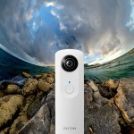 Ricoh Theta 360-Degree Digital Camera