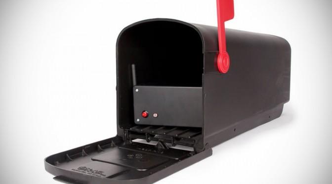 Snail Mailbox Phone Alert