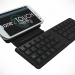 Softpad C1 Foldable NFC Keyboard for Android