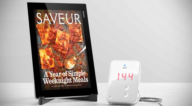 Sony Xperia Tablet Z Kitchen Edition