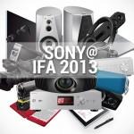 Sony at IFA 2013