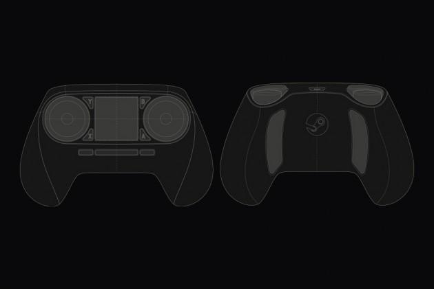 Valve Steam Controller Schematic