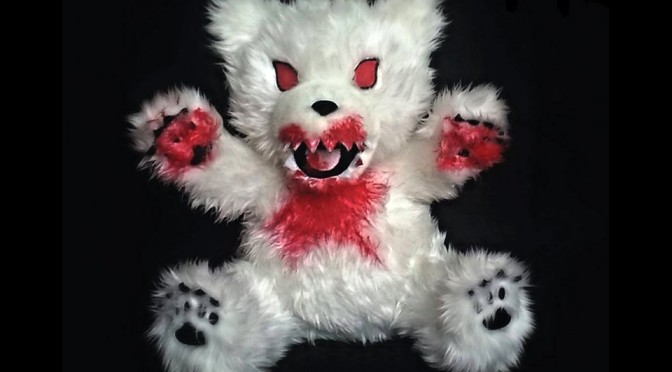 Vicious Plush Toys by Nats Toys