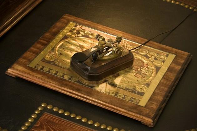 Victorian Retro Steampunk Computer by Datamancer