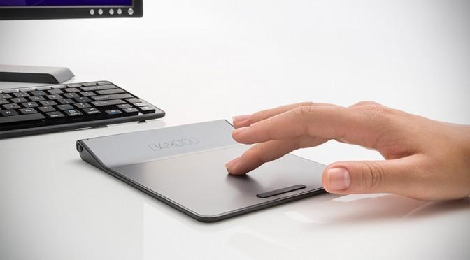 Wacom Bamboo Pad - Touchpad with Stylus