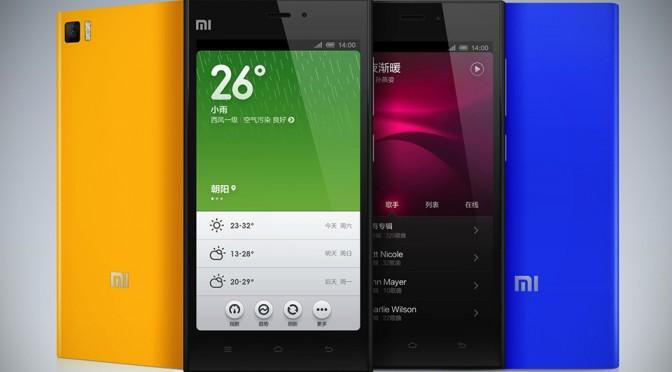 Xiaomi Phone 3 Smartphone