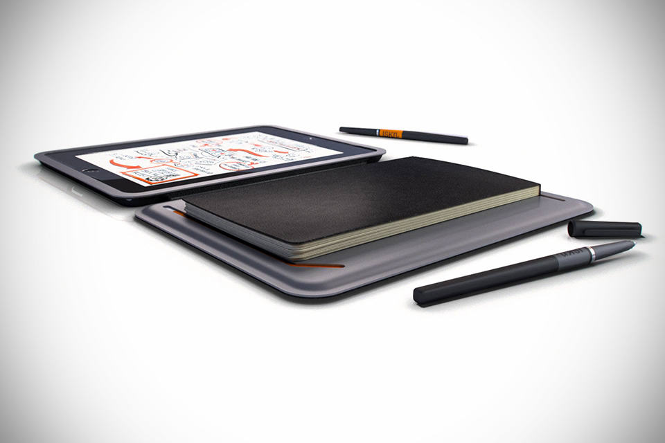 iSketchnote iPad Cover