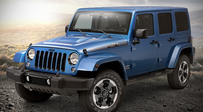 2014 Jeep Wrangler Polar Edition