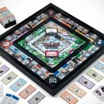 3D Monopoly New York Edition by Charles Fazzino