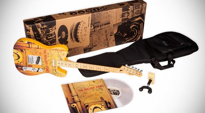ABKCO x Fender Rolling Stones Beggars Banquet Guitar