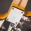 ABKCO x Fender Rolling Stones Beggars Banquet Guitar - back closeup