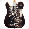 ABKCO x Fender Rolling Stones Beggars Banquet Guitar - body back