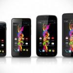 ARCHOS Titanium Smartphones
